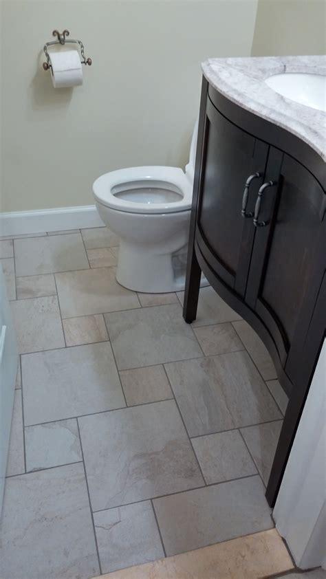 bathroom porcelain tile ideas style selections 12 quot ivetta white glazed porcelain floor