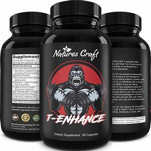 Natures Craft Best Natural Testosterone Booster For Men Reviews 2020
