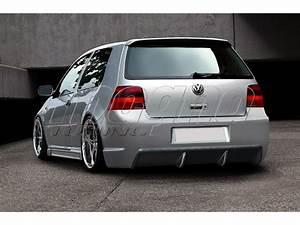 Vw Golf 4 Apex Rear Bumper