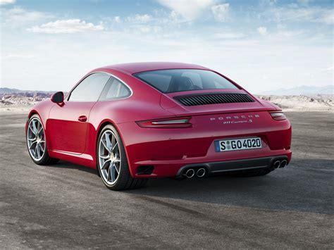 2017 Porsche 911 Carrera Release Date, Redesign & Interior