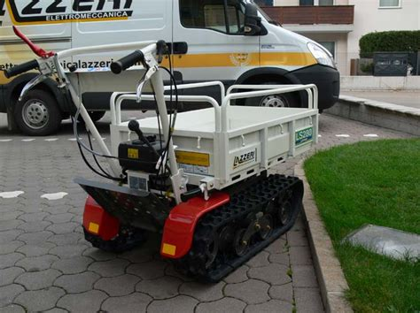 motocarriola orec ls 280 usata dispositivo arresto motori lombardini