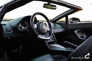 Lamborghini Gallardo Interieur : essai de la lamborghini gallardo spyder puissance ma tris e french driver ~ Medecine-chirurgie-esthetiques.com Avis de Voitures