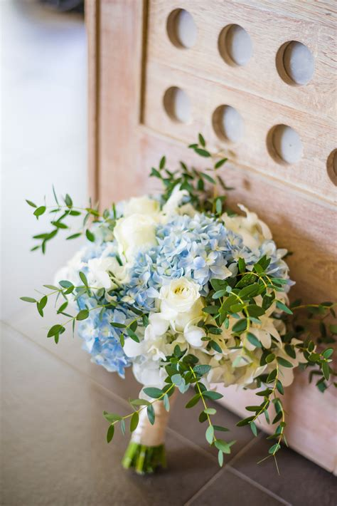 20 Hydrangea Wedding Bouquets Any Bride Would Love