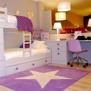 Jugendzimmer Platzsparend : durch kinderteppich das innendesign aufpeppen ~ Pilothousefishingboats.com Haus und Dekorationen