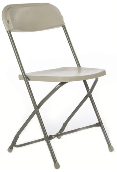 free shipping cheap beige folding chairs plastic
