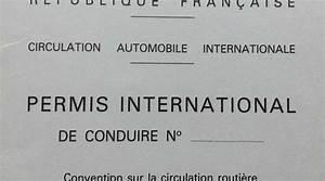 Permis De Conduire Etats Unis : comment obtenir un permis international ~ Medecine-chirurgie-esthetiques.com Avis de Voitures