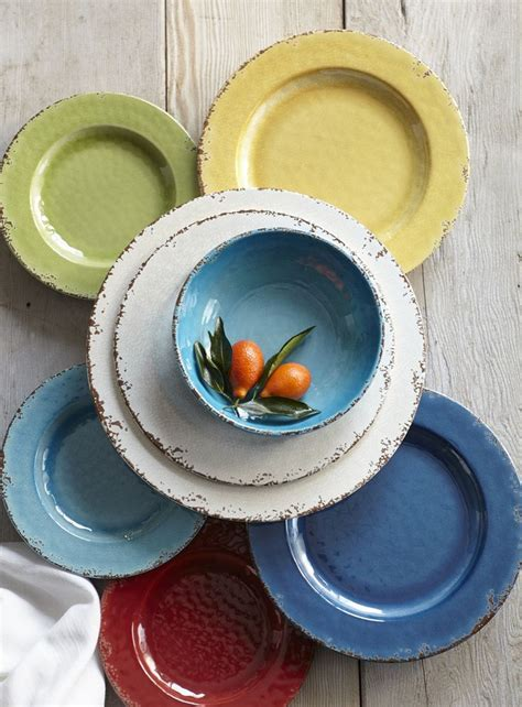 melamine cuisine 25 best ideas about dinner plates on dish