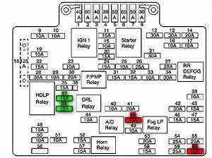 01 Yukon Wiring Diagram Headlight
