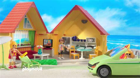 maison de cagne playmobile playmobil la maison de vacances fran 231 ais