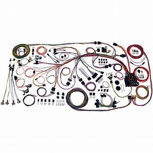 Vehicle Specific Complete Wiring Kits  Classic Car Interior