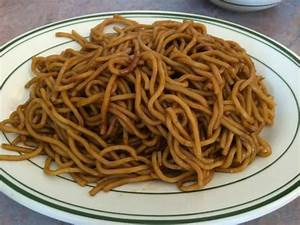 Plain Lo Mein Ming Kitchen 2015 - Picture of Ming Kitchen ...