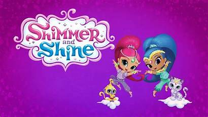 Shimmer Shine Lona Painel Chase Printables Toys
