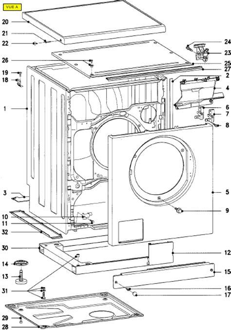 lave linge en anglais miele w 837 w837 lave linge t 233 l 233 charger pdf manuel pieces detachees anglais