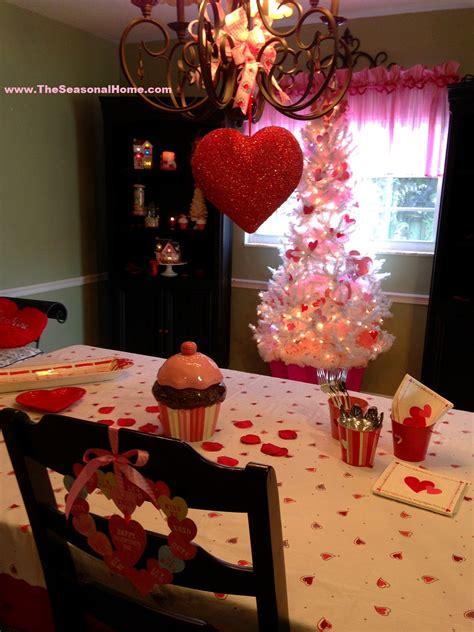 creative  purposed decorations  valentines day