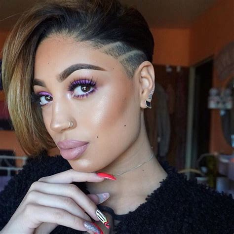 Edgy Black Hairstyles by Pin On My Hair Styles