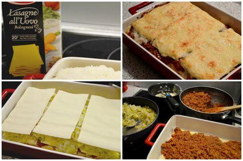 recette lasagne maison italienne recette lasagnes aux poireaux