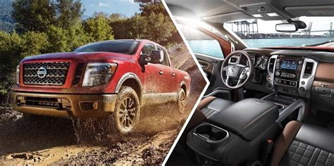 nissan titan full size pickup truck overview