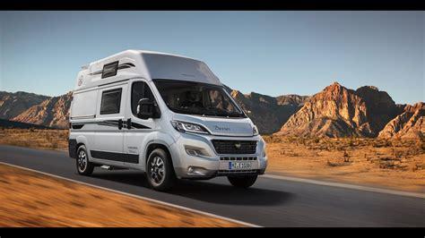 Amazingly Spacious Small Camper Van