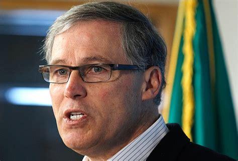 washington governor jay inslee refuses  investigate