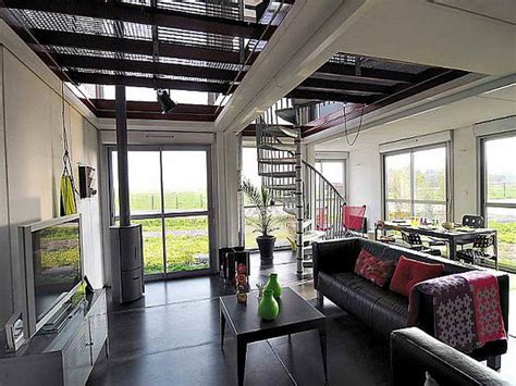 interior of shipping container homes architecture striking interior shipping container homes cool shipping container homes designed