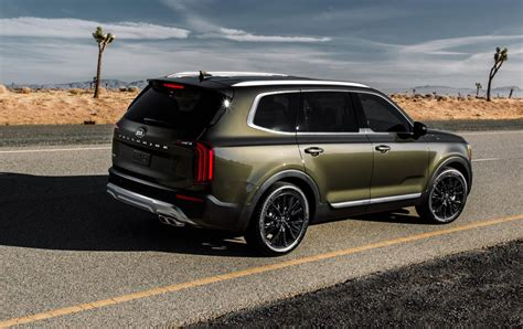 kia telluride mpg ford focus st revealed ford