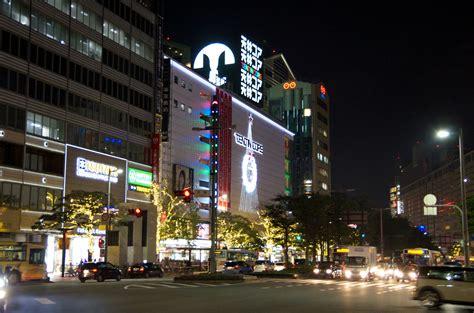 Tenjin Area, shopping heaven in Fukuoka - Tourist in Japan