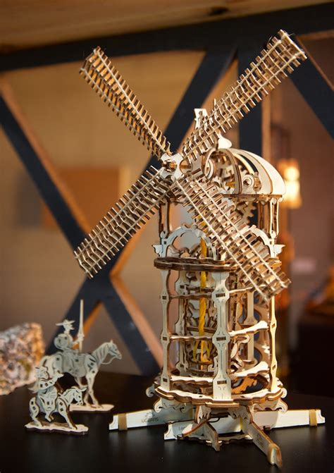 ugears launches   mechanical models sponsor colossal