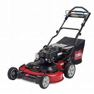 Toro Recalls Timemaster And Turfmaster Lawn Mowers Due To