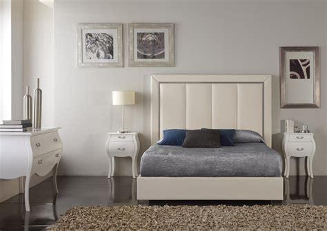 acheter votre lit moderne en pvc beige avec coffre chez