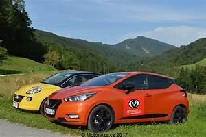 Opel Micra : opel adam vs nissan micra challenge za hranicemi ~ Gottalentnigeria.com Avis de Voitures