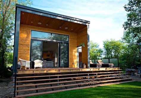 Prefabricated Home : 5 Energy Efficient Prefab Homes