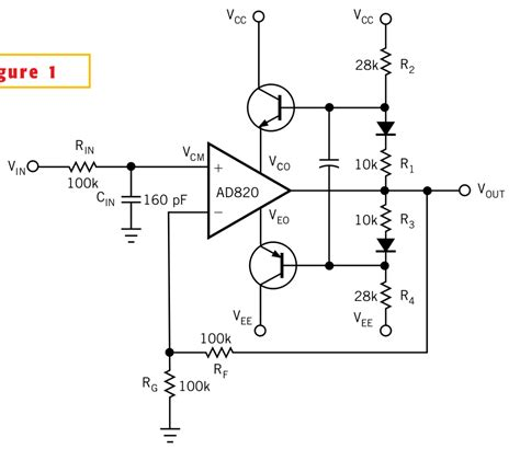 How Boost The Output Voltage Swing Operational