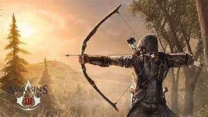 Assassins Creed 3 Artwork Conor Wallpaper 1920x1080 Back