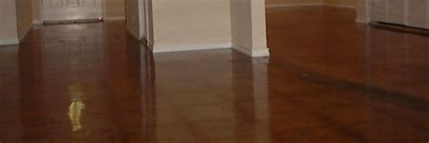 Maintaining Polished Concrete Floors   Floor Wax