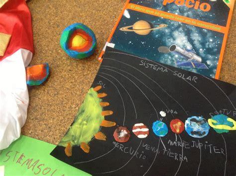 maqueta sistema solar reciclado mejor conjunto de frases
