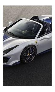 Ferrari 488 Pista Spider 2018 4K Wallpapers | HD ...