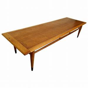 mid century walnut and oak coffee table for sale at 1stdibs With oak coffee tables for sale