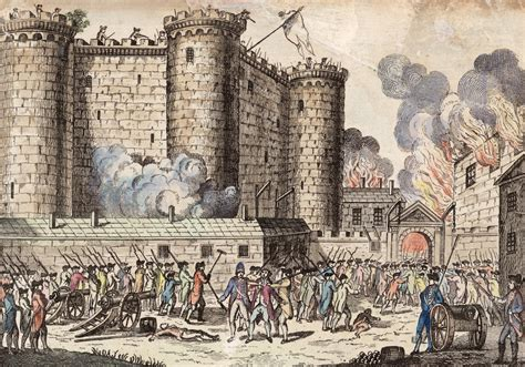 Bastille Day History What Really Happened On July 14