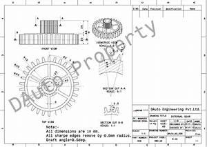 Engineering Drawings - DAuto