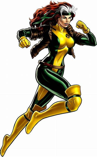 Rogue Anna Marvel Comic Rpg Classic Forever