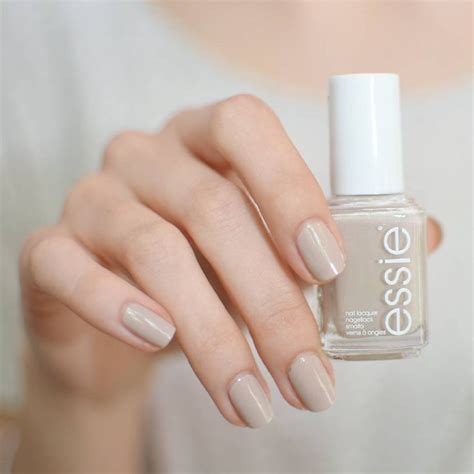the seductive power of soft sandy beige nail polish is not