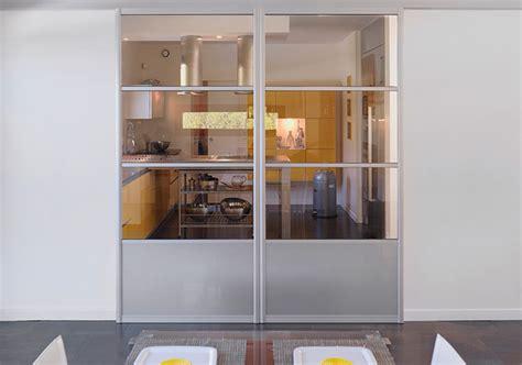 vitre separation cuisine vitre separation cuisine gallery of cloison separation de