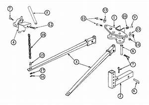 32 Weight Distribution Hitch Parts Diagram