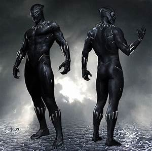 New concept art for Black Panther : marvelstudios