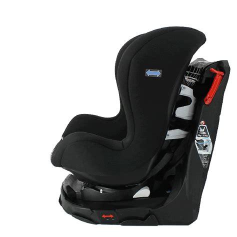 siège auto de 0 à 18 kg pivotant et inclinable