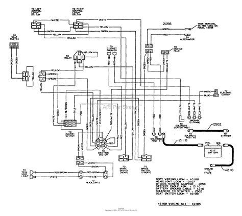 2001 Wiring Diagram by Dixon Ztr 4515b 2001 Parts Diagram For Wiring