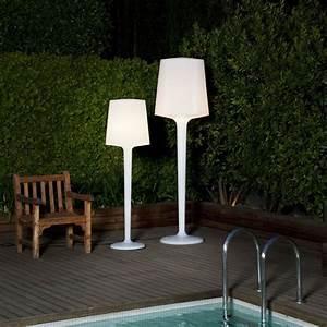 Lampadaire Exterieur Terrasse : lampadaire inout jardinchic ~ Teatrodelosmanantiales.com Idées de Décoration