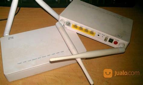 Hal ini dilakukan agar modem zte sendiri lebih aman katanya. ZTE F609 V2 SIP | Kab. Sidoarjo | Jualo