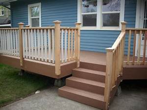Building Wood Stair Railing - Loccie Better Homes Gardens Ideas