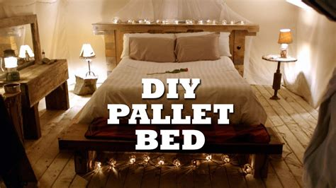 amazing pallet bed ideas